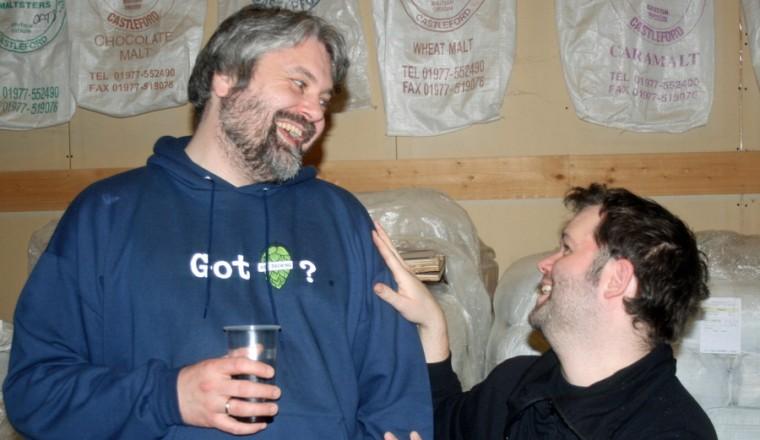 ABC Brewing -nomadebryggere med planer