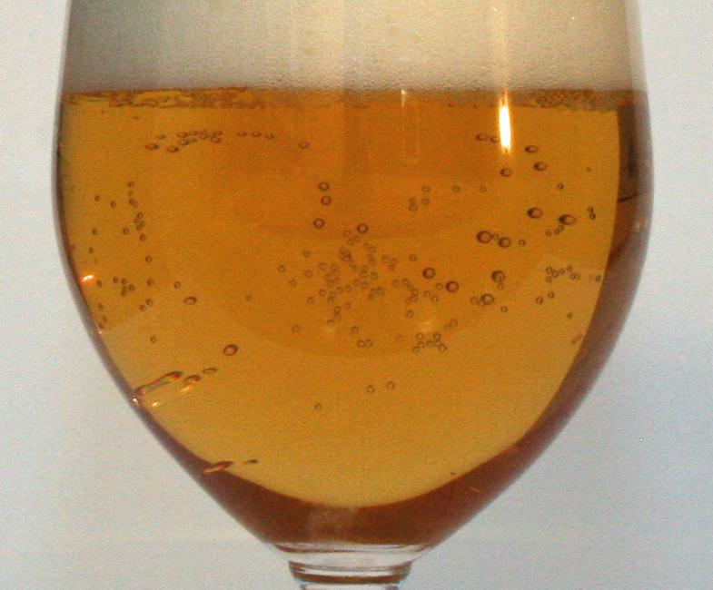 Vasking av ølglass