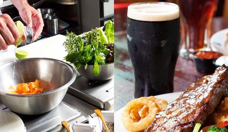 Øl- og matkurs hos Apéritif