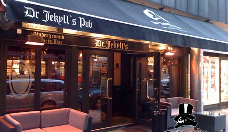 Belgisk ølsmaking på Dr Jekylls