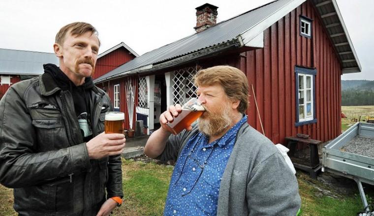 Nytt mikrobryggeri i Telemark