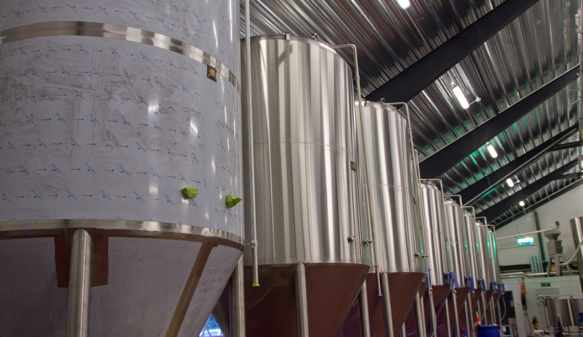 Bør du kjøpe aksjer i et bryggeri?