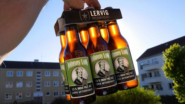 Ukens anbefalt øl – Lervig Johnny Low
