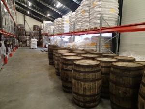 Whiskyfat fra Mackmyra