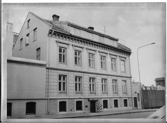 Et gammelt bilde av Ølhallen. Foto: Ølhallen AS