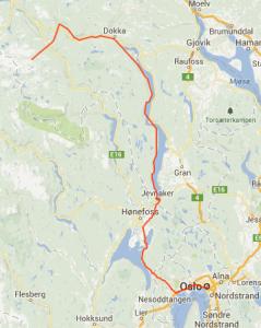 Oslo - Bagn