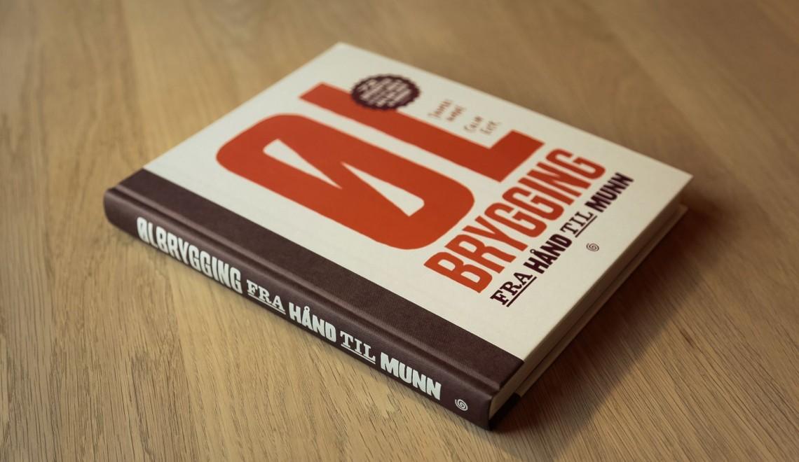 Konkurranse – Vinn den nye boken «Ølbrygging – Fra hånd til munn»