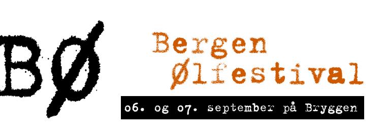 BØLL – Bergen Ølfestivals festivaløl