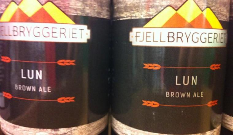 Ukens anbefalte Øl: Fjellbryggeriet Lun Brown Ale