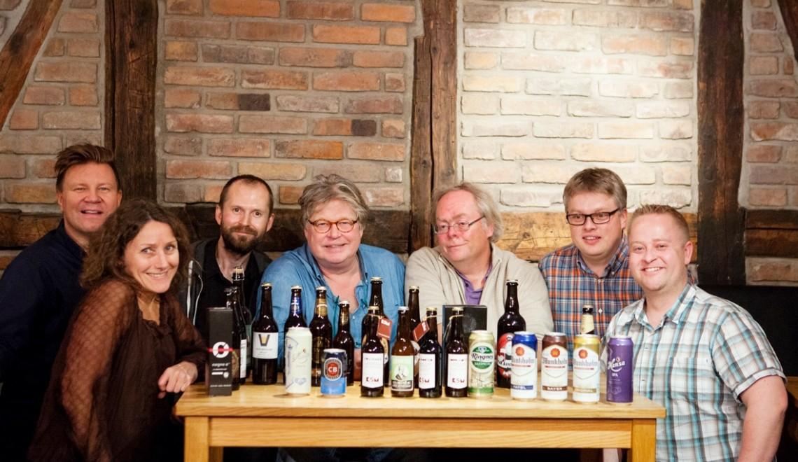 Årets øl-innovasjon, hardt juryarbeid