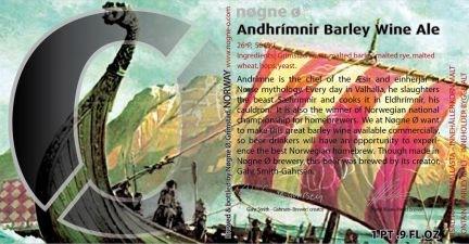 andhrimnir barley wine