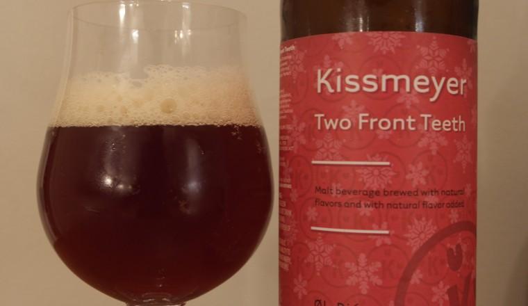 Ukens anbefalte øl: Kissmeyer Two Front Teeth