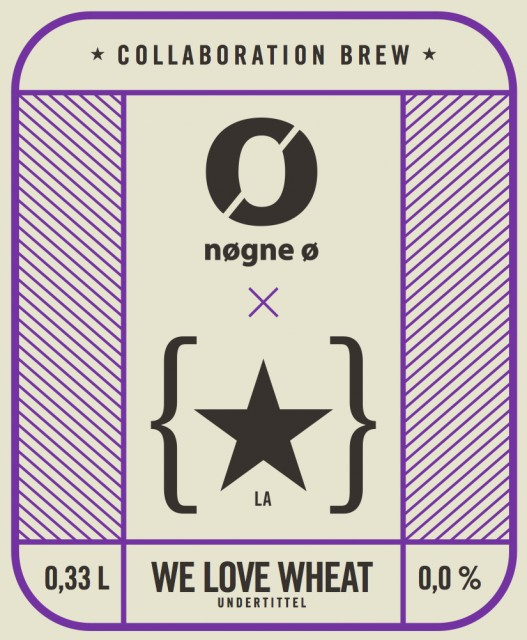 Lervig Nøgne Ø We Love Wheat