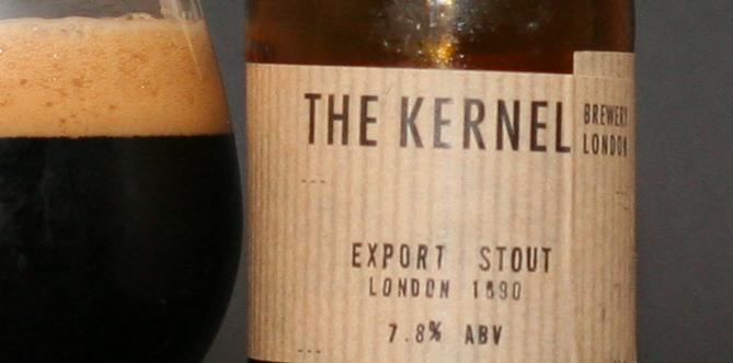 Ukens anbefalte øl: The Kernel Export Stout