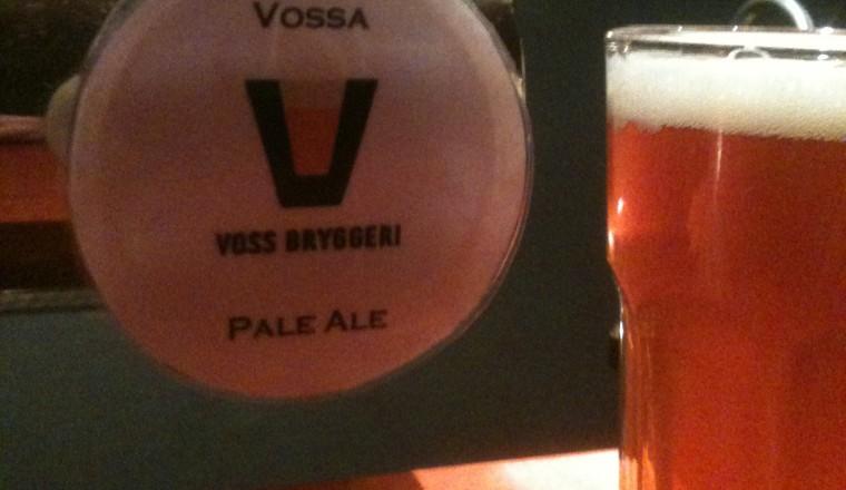 Ukens anbefalte øl: Vossa Pale Ale