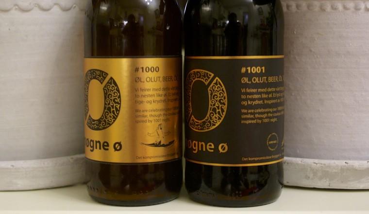 Ukens anbefalte øl: Nøgne Ø #1000 og #1001