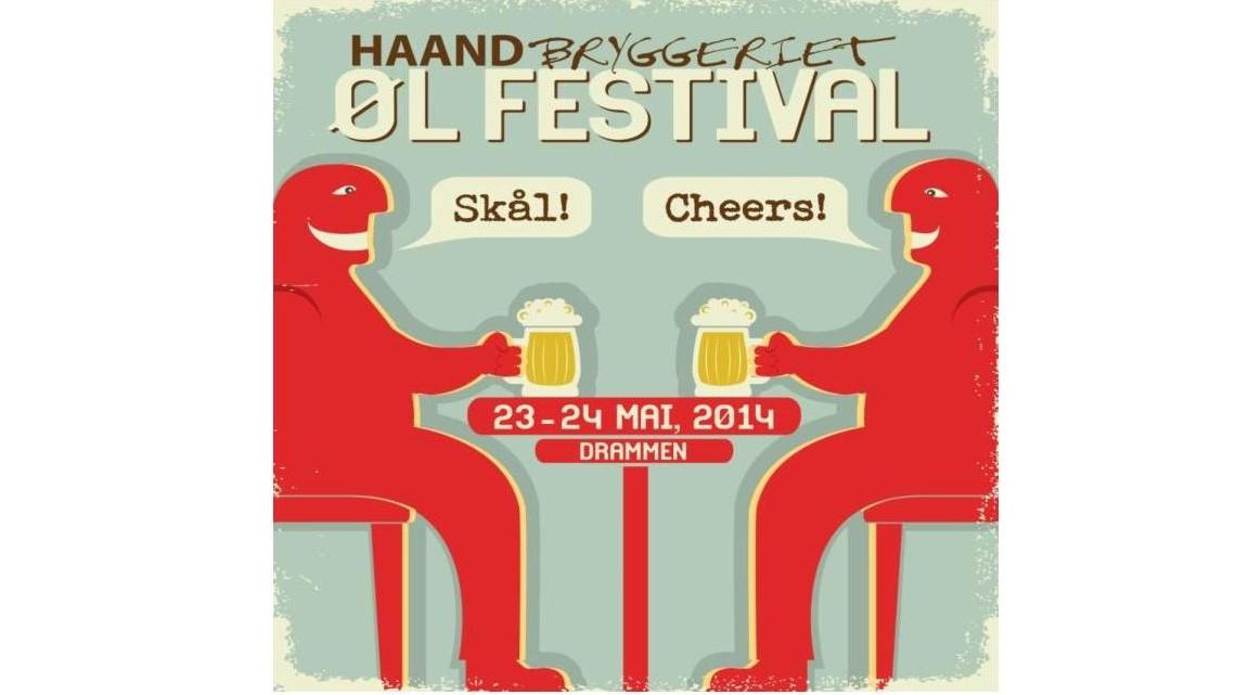 Haand Ølfestival 2014 – Ølliste