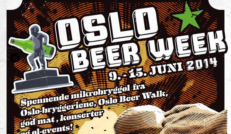 Oslo Beer Week er i gang