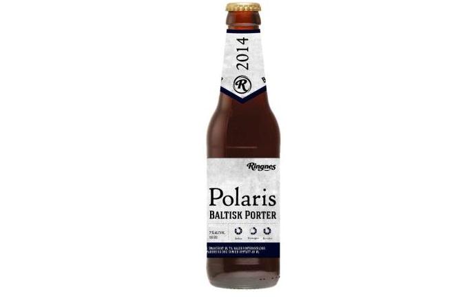 Ringnes Polaris Baltisk Porter lanseres på Bryggerifestivalen i Trondheim