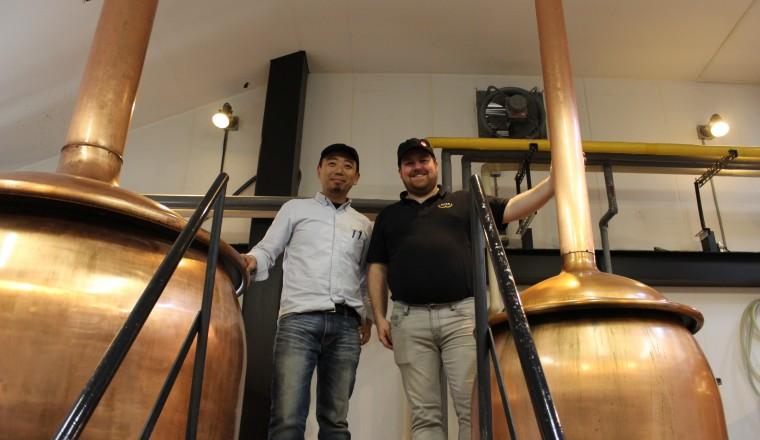Verdenspremiere på norsk/japansk øl under Grünerløkka Mikrobryggfestival