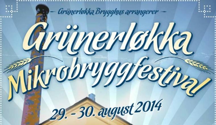Ølliste Grünerløkka Mikrobryggfestival