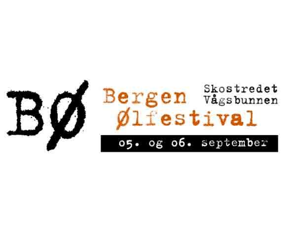 Bergen Ølfestival 5.-6. september