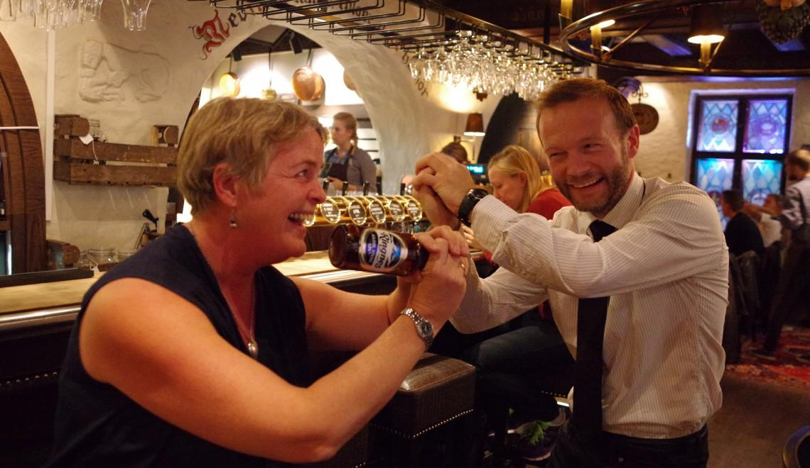 Seier til Ringnes i nervepirrende Bryggeribråkfinale