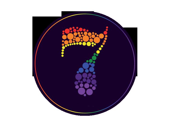 NY DATO 9 OKT: Regnbuen på Crowbar