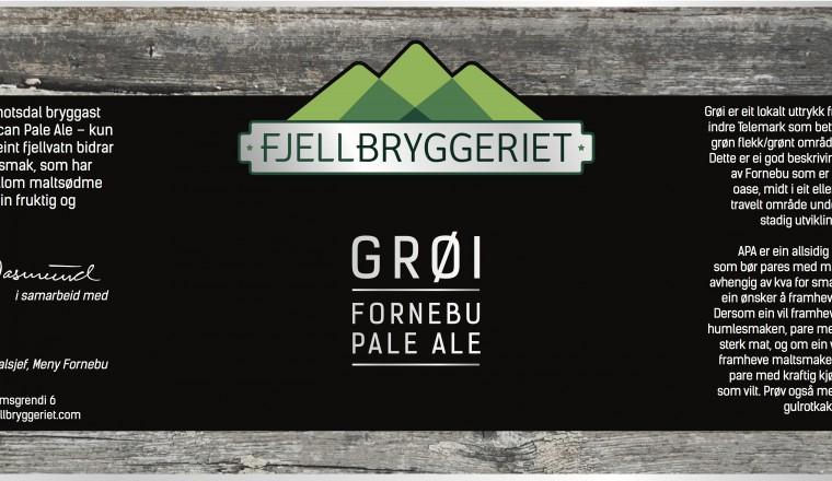 Fornebu Pale Ale
