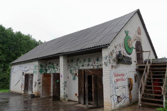 Litauisk bryggeri (Lars Marius Garshol)