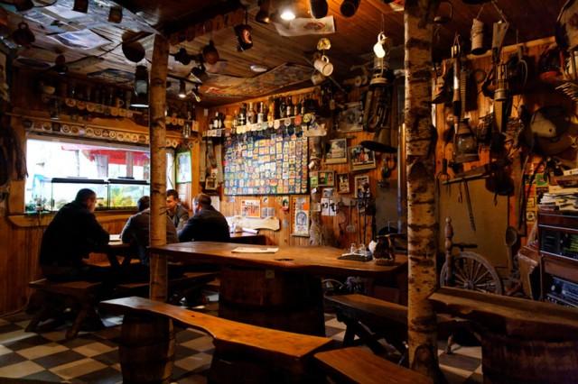 Pub i Litauen (Lars Marius Garshol)