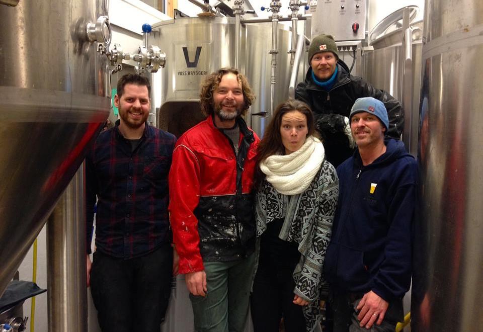 Voss Bryggeri i hundre og litt til