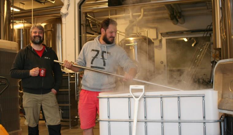 Bryggeri søker ølkjører med fin tittel