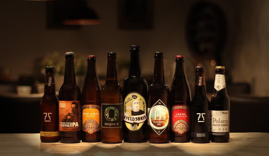 Årets øl – nykommerne