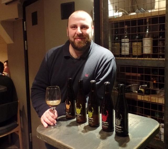 Andrew Cooper Wild Beer