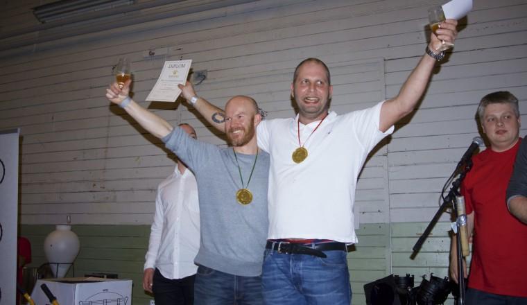 Vellagret øl ble publikumsfavoritt