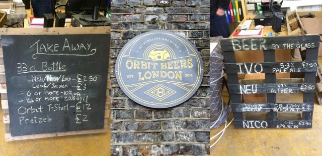 Orbit Lite bryggeri, overraskende godt øl