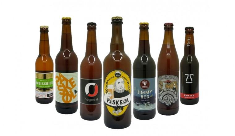 Nytt stort ølslipp på Vinmonopolet