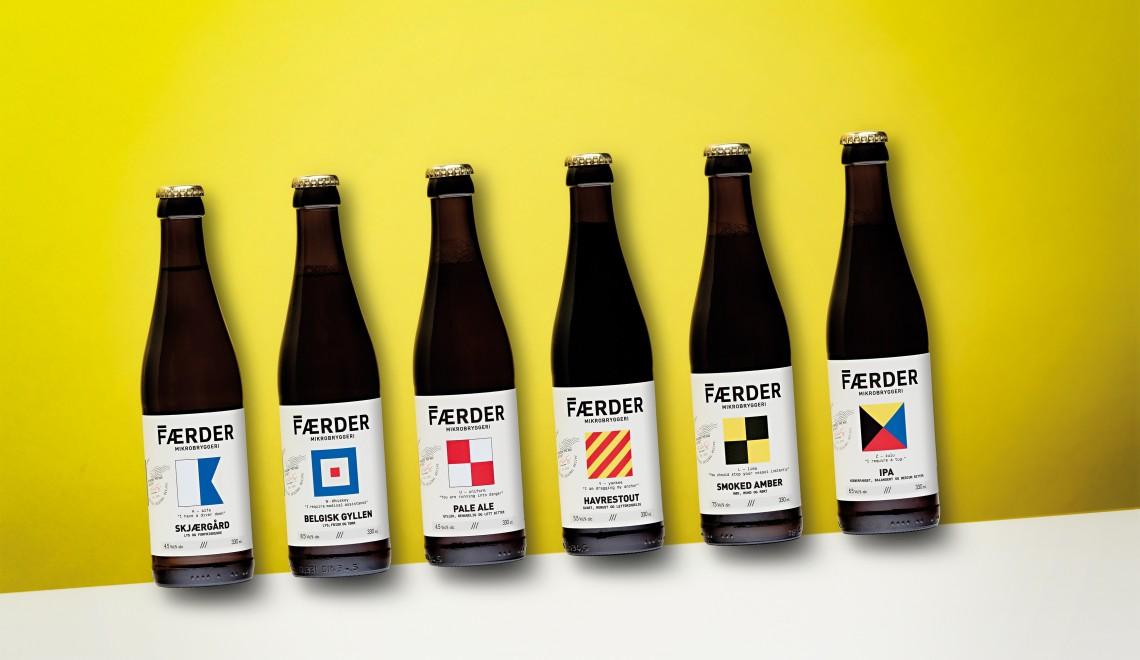 Norske bryggerier hyllet for sitt design
