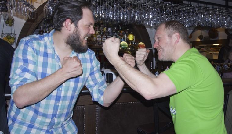 Svensk seier i årets første Bryggeribråk
