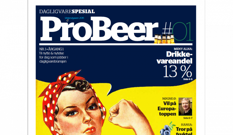 ProBeer – en avis om øl