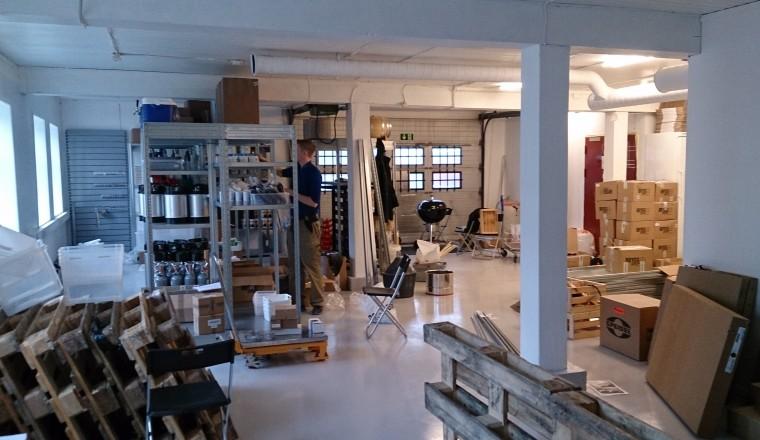 Bryggselv Stavanger i nye lokaler