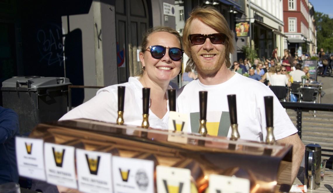Solskinn for Voss Bryggeri