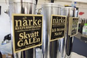 Närke Kulturbryggeri på Haand Ølfestival