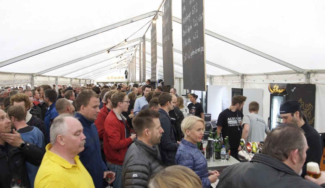 Restefest etter Haandfestivalen
