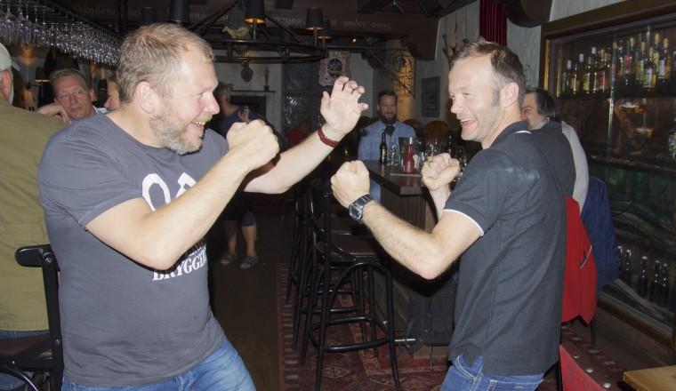 Svensk knockout i Bryggeribråk