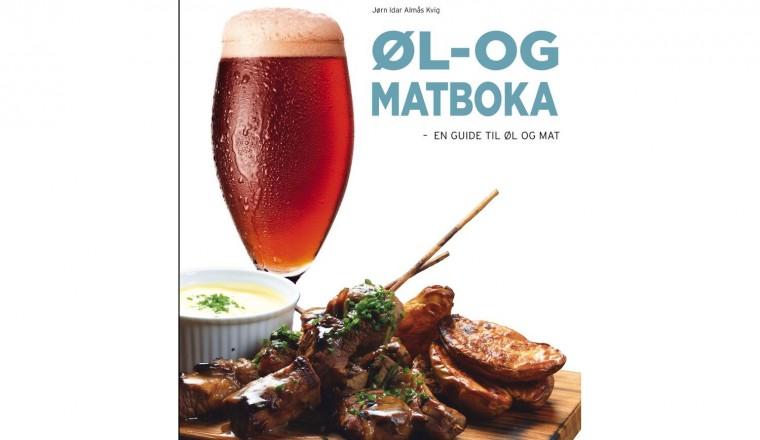 Ny bok om mat og øl
