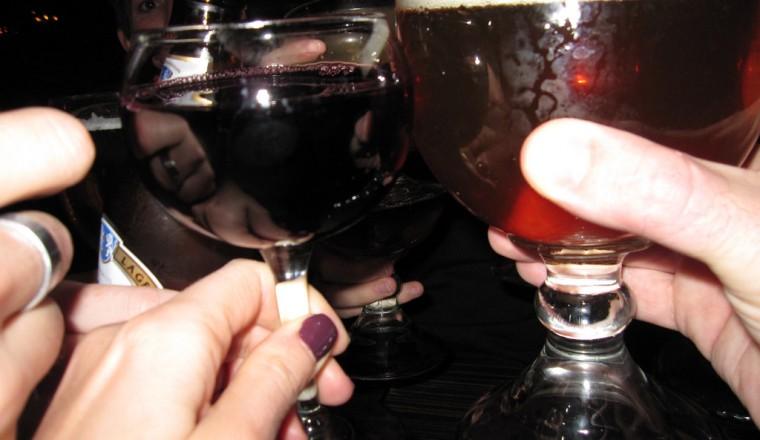 Old Scandinavian Drinking
