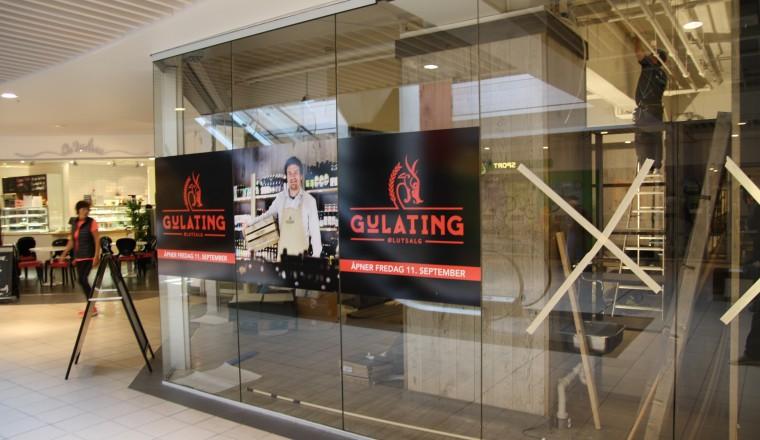 Gulating åpner i Bergen