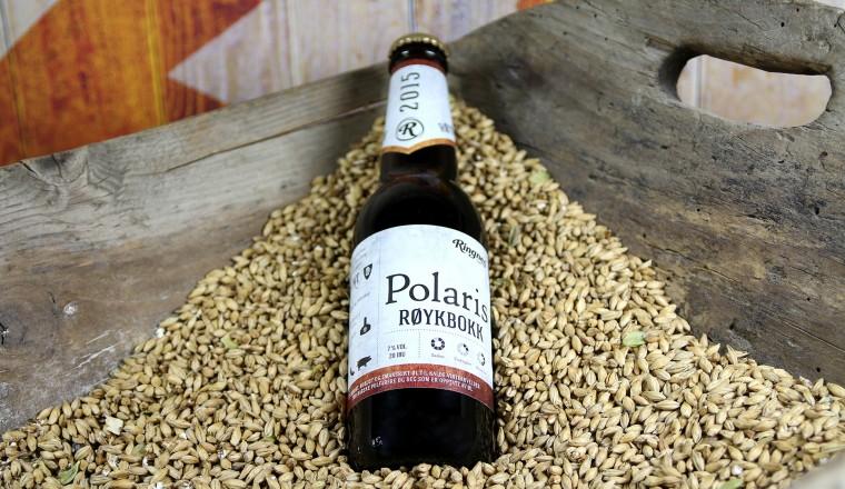 Ringnes Polaris Røykbokk er Årets øl